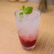 Rasberry Soda