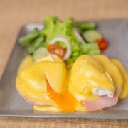 4.Eggs Benedict