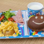 Set 4 Kid's Breakfast Set