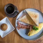American Breakfast Set