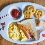 Kid's Breakfast Set