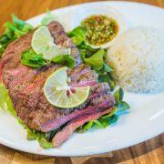 Phra Kanong Steak (Pork)
