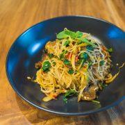 Catfish Spaghetti