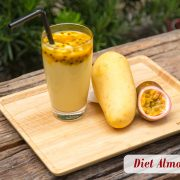 Diet Almond Mango