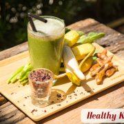 Healthy Kale Cacao