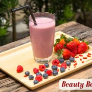 Beauty Berry Milk